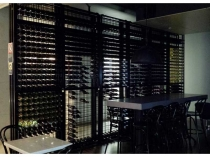 Lockable Wine Racks