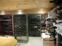 custom-colour -powder-coated-wine-racks