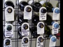 Polypropylene Wine Bottle Neck Tags