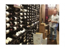 Strip Wine Racks
