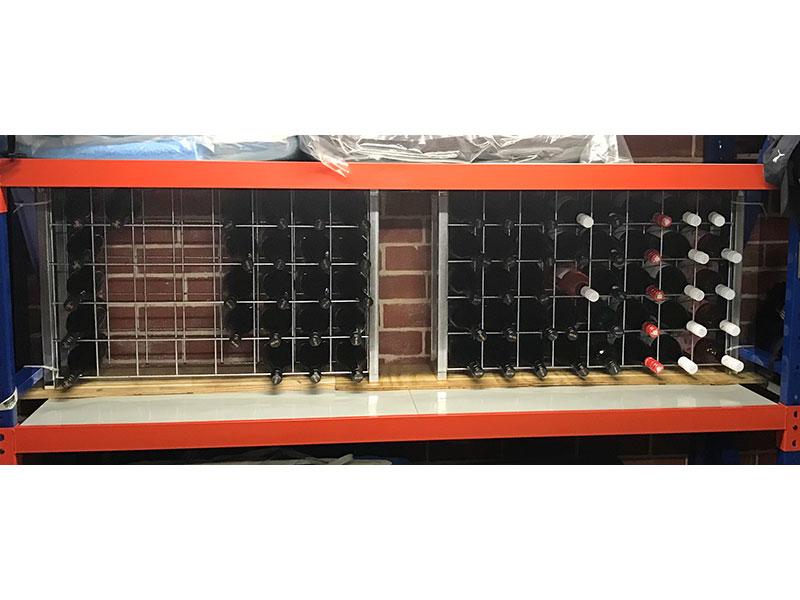 Medium Primat Wine Rack