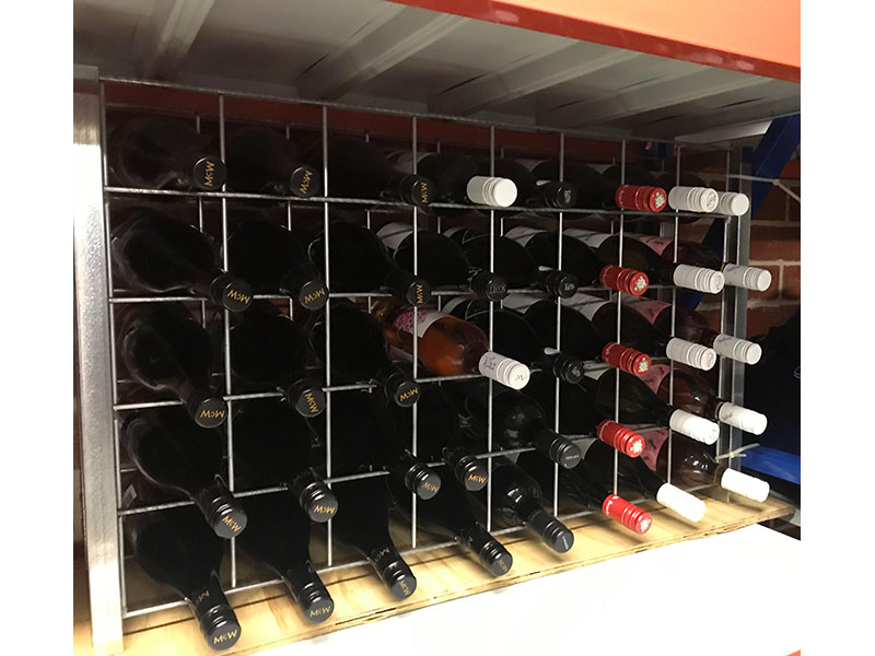 Small Primat Wine Rack
