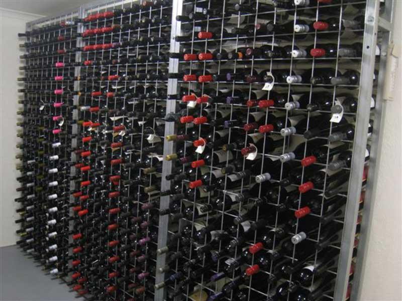 Shop Buy 20 High X 10 Wide Wine Rack