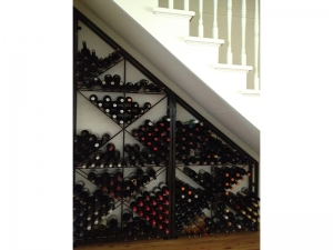 Diamond Wine Racks