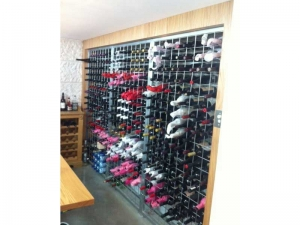 18 high x 12 wide Wine Rack