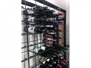 Wine Bottle Protection Clips - Black