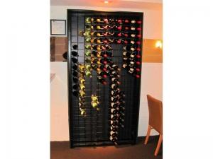 Large Cabinet Wine Racks