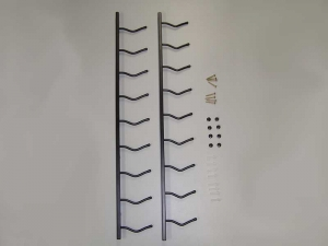 12 high x 1 deep Strip Rack 121