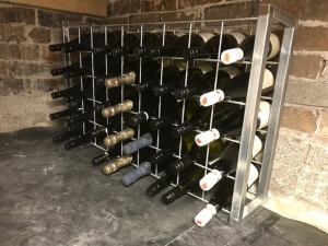 Small Primat Wine Rack