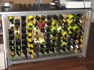 Custom Small Wine Racks