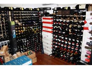 8 high x 12 wide Magnum Wine Rack